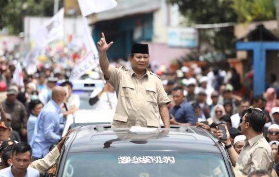 Demi Pemilu Berintegritas, Prabowo: Mari Periksa DPT Bermasalah!