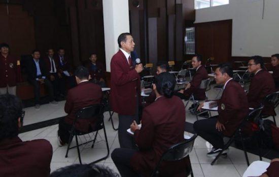 Rektor UKRI Ungkap Prabowo Ingin Jadikan Pendidikan Indonesia Terhebat di Dunia