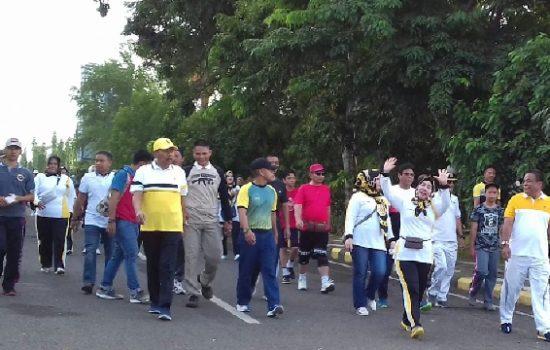 Launching Car Free Day, Bupati Bone Ajak Warga Jaga Lingkungan