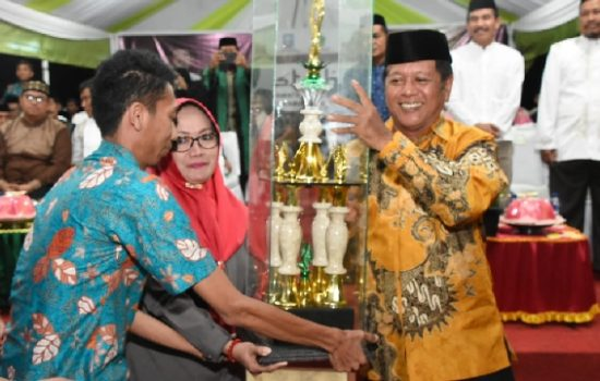 Buka STQH, Bupati Soppeng: Masjid Bukan Tempat Politik dan Kampanye