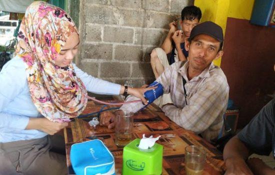 Dokling Sasar Wilayah Sukabumi, Warga: Terima Kasih Pak Prabowo dan Pak Sandi!