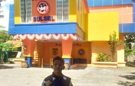 Siswa Ini Wakili Sulawesi Selatan di Ajang Kejurnas Inkanas Piala Kapolri 2019