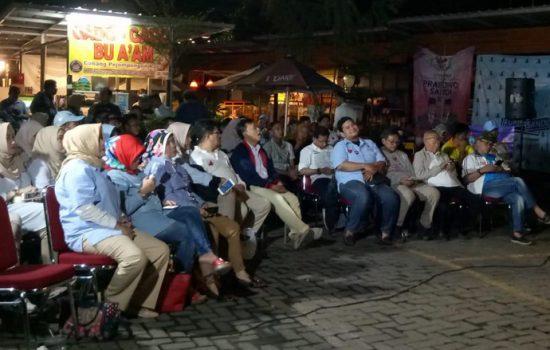 Teman-teman Millenial Semakin Mantap Pilih Prabowo-Sandi