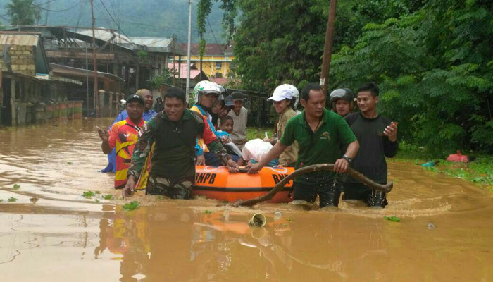 Fakta Bencana Alam di Jayapura, 104 Korban Meninggal ...