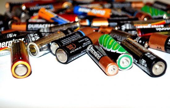 Ingat, Sampah Baterai Jangan di Buang Sembarangan