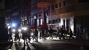 Seminggu Listrik di Venezuela Padam, Penjarahan Brutal Terjadi