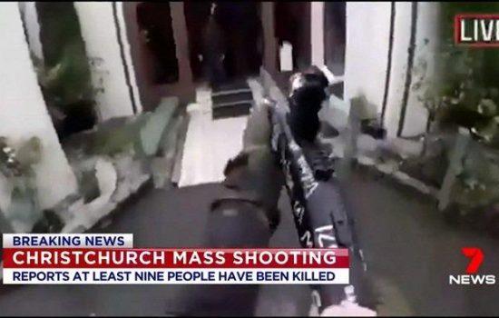 Kejam, Penembakan Brutal di Mesjid Selandia Baru