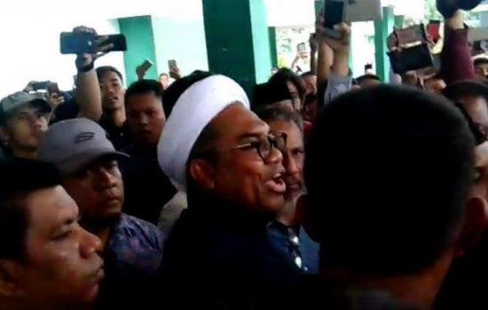 Beri Kuliah Umum, Ali Mochtar Ngabilin Kena Usir