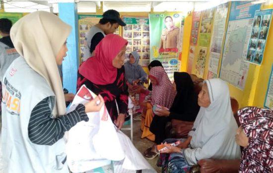 Relasi Basis Disabilitas KPU Bone Sasar Pemilih Lansia