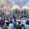 Ribuan Jamaah Hadiri Tabligh Akbar Ustadz Khalid Basalamah di Bone