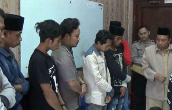 7 Pemuda Penantang Tuhan di Probolinggo, Ditangkap