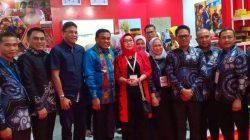 Hadiri Apkasi di Jakarta, Seragam Pejabat Bone Kompak