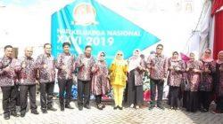 Wakil Bupati Bone Hadiri Harganas di Kota Banjar Baru Kalsel