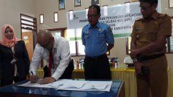 Gandeng Bank Sulselbar, PDAM Bone Janjikan Pelayanan Maksimal