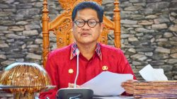 Sekda Sinjai Pimpin Rapat Pembentukan Panitia HUT RI