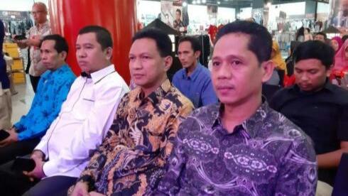 Humas Sekretariat Daerah dan Humas DPRD Sinjai Wujud Satu Kesatuan