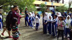 Drum Band Nusa Emas SDN 22 Bone Kembali Bertanding di Makassar