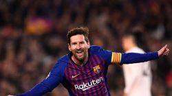 Ini Kelemahan Lionel Messi Tak Pegang Bola 2 Menit