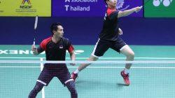Pasangan Ganda Putra Indonesia, Lolos ke Perempat Final Kejuaraan Dunia 2019.