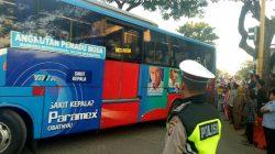 Amankan Embarkasi JCH Kloter 40, Polres Gowa Kerahkan Puluhan Personil