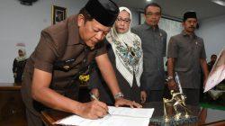 Bupati Soppeng Tegaskan OPD Kawal Dokumen Kesepakatan