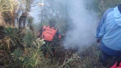 Kebakaran di Gunung Ciremai Belum Padam, Titik Ini Si Jago Merah Masih Beraksi