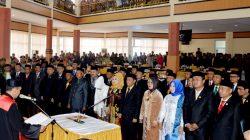 Pasca Disumpah, DPRD Bone Dipimpin Ketua Sementara