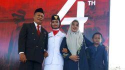Sisi Lain Gadis Paskibra Kota Makassar, Ingin Jadi Polwan