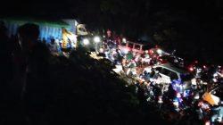 Macet Total, Begini Kondisi Terkini di Jalan Poros Bone-Makassar