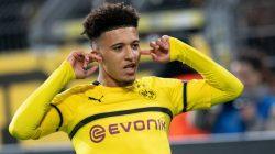 Superstar Borussia Dortmund, Jadon Sancho Diperebutkan