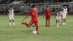 Kualifikasi Piala Asia U-16 2020 : Skor Imbang Indonesia Vs China