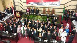 Ini Susunan DPRD Kota Makassar 2019-2024, Rudianto Jabat Ketua Sementara