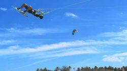 Di Jeneponto Ada Lokasi Kitesurfing, Gubernur: Ada Yang Pernah Coba?