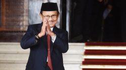 BJ Habibie Tutup Usia, Pemerintah Tetapkan 3 Hari Berkabung