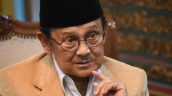 Informasi BJ Habibie Meninggal Hoaks, Kominfo: Jangan Mudah Percaya