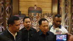 Misi Mendagri Tito Suntik Dana Otsus di Papua