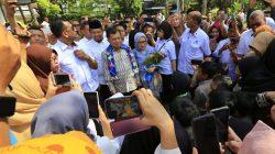 Baroncong Gratis Hingga Nuansa Putih Sambut JK di Makassar