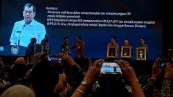 Perjuangkan SPK, Kepala BNPB Diganjar Penghargaan