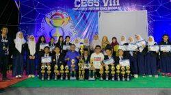 Tiga Tahun SMPN 6 Juara Kompetisi Sains Sulsel