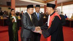 Bupati Fahsar Ingatkan Ketua DPRD Bone Jaga Amanah Masyarakat