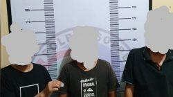 Gara-gara Barang Haram, Tiga Pria di Soppeng Ini Ditangkap Polisi