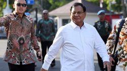 Diminta Memperkuat Kabinet Jokowi, Prabowo : Kami Siap Membantu