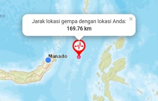 Gempa M 7,4 Guncang Maluku Utara, BMKG: Berpotensi Tsunami