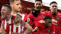3 Hal Menarik Usai Laga Sheffield United vs Manchester United