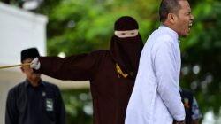 Tertangkap Berzina, Ulama Aceh Kena Hukuman Qanut