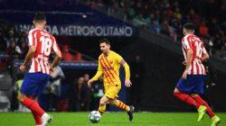 Gol Lionel Messi, Bawa Barca Ke Puncak Klasmen