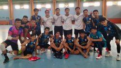 Respek Futsal Sulsel di Pra PON