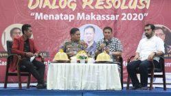 Bangun Kota Makassar, Deng Ical Dorong Pelibatan Pemuda