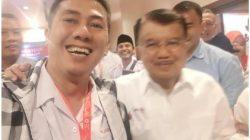 JK Dorong Deng Ical Maju Calon Wali Kota Makassar, Begini Pesannya