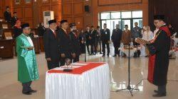 Sah, Lukman Arsal Resmi Jabat Ketua DPRD Sinjai